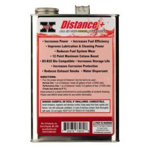 DIS01G01 - REV X Diesel Treatment - 1 Gallon