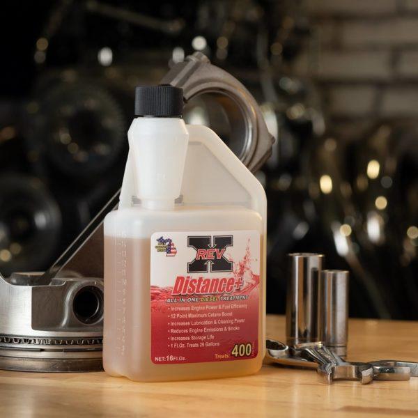 DIS1601 - REV X - Diesel Fuel Additive - 16oz