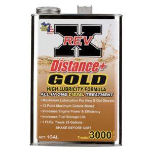 DISG01G01 - REV X Diesel Treatment - 1 gallon
