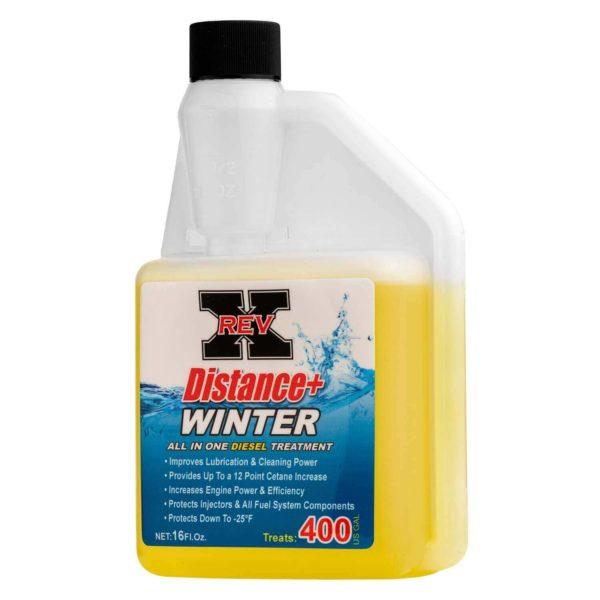 DISW1601 - RE -X-Diesel Winter Fuel Additive-16oz.