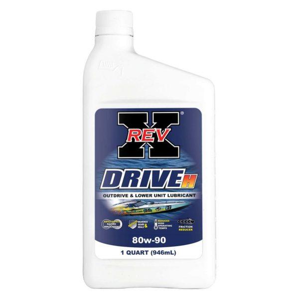 DRVH1Q01 - REV X Outdrive And Lower Unit Lubricant-1qt.