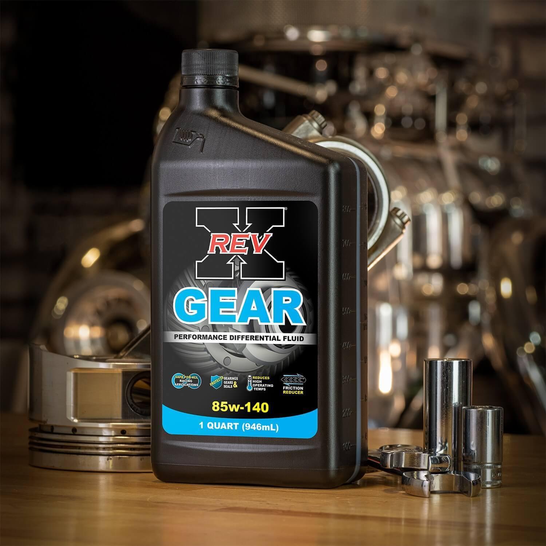 GEARH1Q01 - REV X Differential Fluid - 1qt.