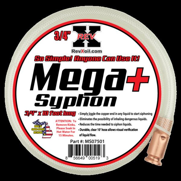 MS07501 - Rev X - Mega Syphon