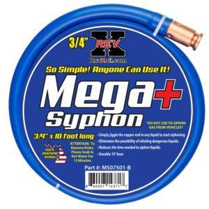 MSO7507-B -REV X - SYPHON HOSE-BLUE
