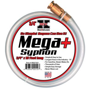 "MSP07501 - REV X Mega Syphon Plus - 3/4"" x 10'"