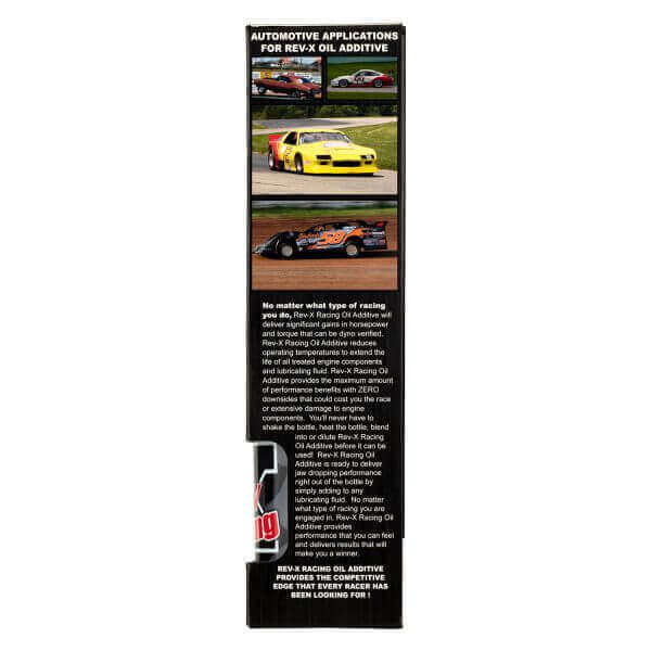 RAC0501BX - REV X Racing Oil Treatment - 5 fl. oz.