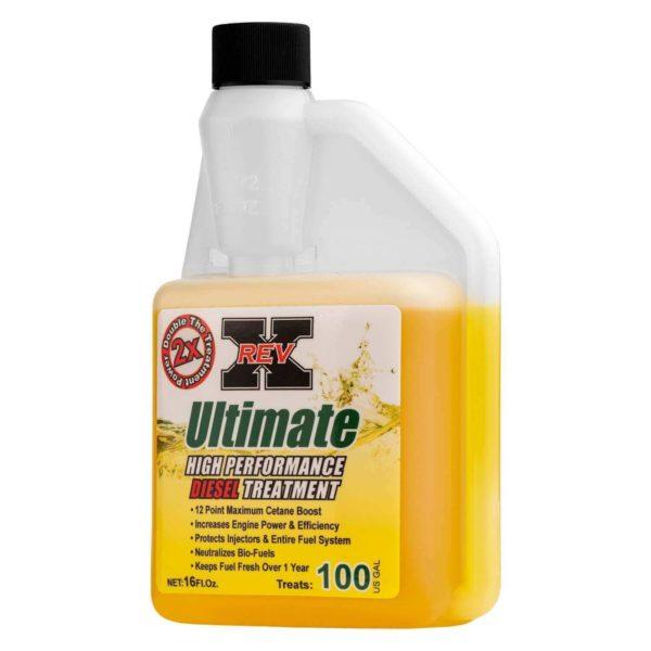 ULT1601 - REV X - Diesel Additive-16oz.
