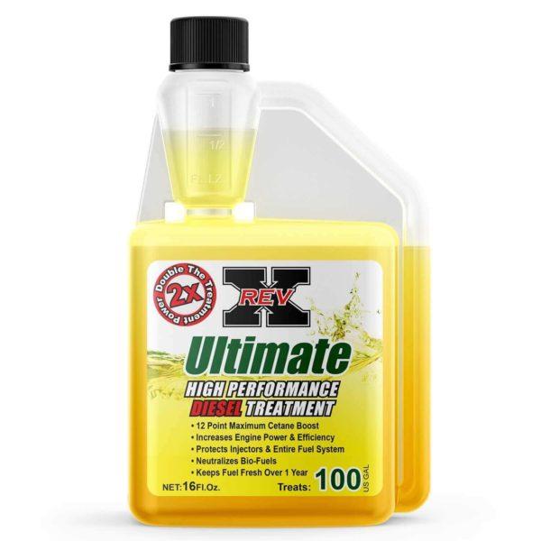 ULT1601 - REV X Ultimate Diesel Fuel Treatment - 16 fl. oz.