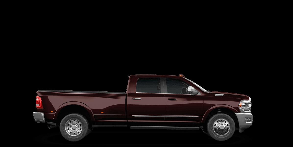 REV X - Diesel Truck - Brown