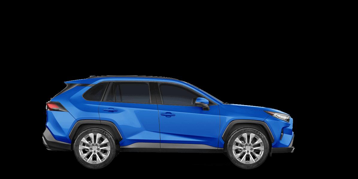 REV X - Crossover -Blue