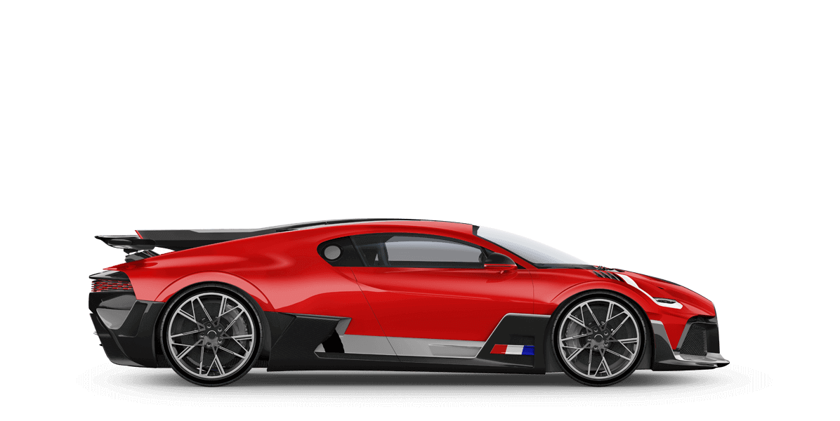 REV X - Exotic Car - Red