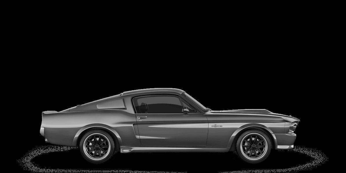 REV X - Muscle Car - Grey