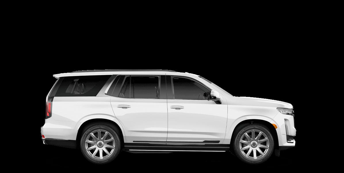 REV X - SUV - White